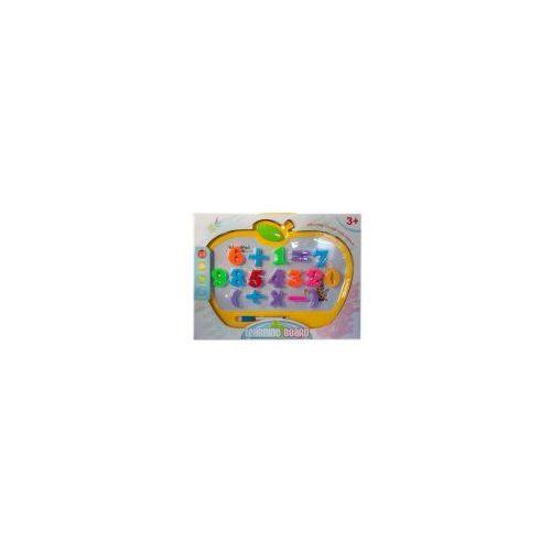Tablice edukacyjne, Tablica magnetyczna z cyferkami