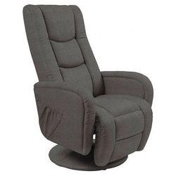 Fotel masujący Litos 2X - popielaty