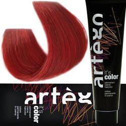 Artego it's color farba w kremie 150ml cała paleta kolorów 7f - 7f ognista czerwień