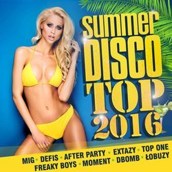 Summer Disco Top 2016