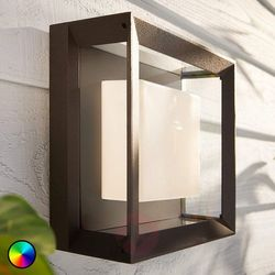 Philips Hue Outdoor Econic Square Wall Lantern