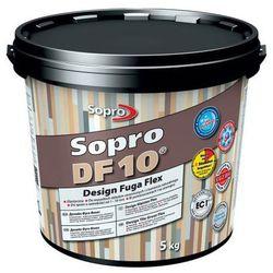 Fuga szeroka Sopro Flex DF10 Design 14 beton szary 5 kg
