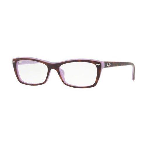 Okulary korekcyjne, Okulary Korekcyjne Ray-Ban RX5255 Highstreet 5240