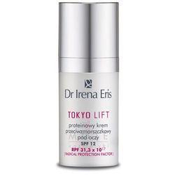 Dr Irena Eris TOKYO LIFT 35+ Proteinowy krem przeciwzmarszczkowy pod oczy 15ml