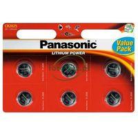 Baterie, Panasonic CR2025 bateria litowa guzikowa
