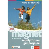 Leksykony techniczne, Magnet język niemiecki Repetytorium z płytą CD A2 (opr. miękka)