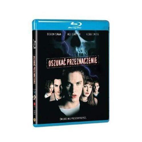 Horrory, Oszukać przeznaczenie (Blu-Ray) - James Wong DARMOWA DOSTAWA KIOSK RUCHU