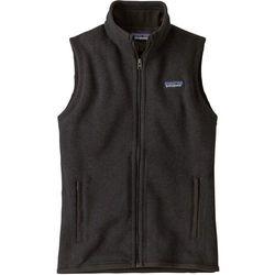 Patagonia Better Sweater Kamizelka Mężczyźni, black XXL 2020 Bezrękawniki polarowe i wełniane