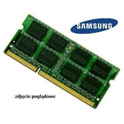 Pamięć RAM 2GB DDR3 1333MHz do laptopa Samsung N Series Netbook NF110-A01 2GB_DDR3_SODIMM_1333_109PLN (-0%)
