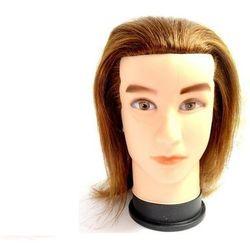 Główka głowa fryzjerska treningowa 40 męska JUSTIN