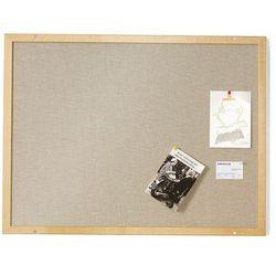 Tablica informacyjna, 830x630 mm, jasnoszary, buk
