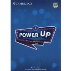 Power Up 4 Teacher's Resource Book with Online Audio (opr. miękka)