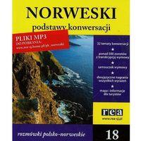 Książki do nauki języka, Norweski. Podstawy konwersacji. Rozmówki polsko-norweskie (Pliki MP3 do pobrania) (opr. miękka)