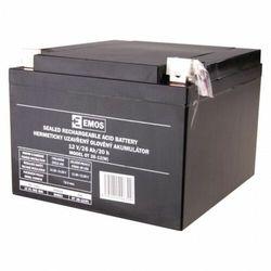 Akumulator ołowiowy AGM 12V 26Ah 12x14 B9683