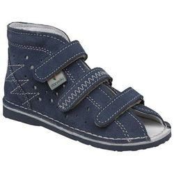 Kapcie profilaktyczne buty DANIELKI T105 T115 Jeans - Jeans ||Granatowy