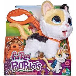 Maskotka interaktywna Fur Real Zwierzaki na smyczy Kot (E8898/E8946). od 4 lat