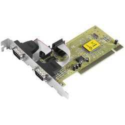 KONTROLER GMB KARTA PCI SERIAL PORT X2 (COM RS-232)