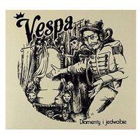 Muzyka alternatywna, Diamenty i jedwabie (CD) - Vespa