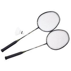 Zestaw do badmintona AXER SPORT Alu/Carbon (A1987)