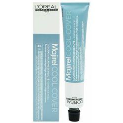 Loreal Majirel Cool Cover | Trwała farba do włosów o chłodnych odcieniach - kolor 4.3 brąz złocisty - 50ml