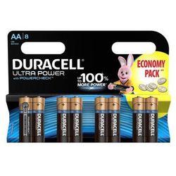 Baterie DURACELL Ultra Power AA 8szt.