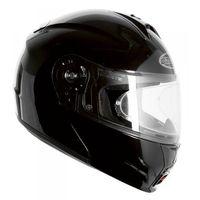 Kaski motocyklowe, OZONE KASK SYSTEMOWY FLIP UP FP-01 PI READY BLACK