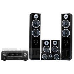 Denon AVR-X1600H, Wilson RAPTOR 7/1/VOCAL (czarny)