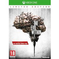 Gry Xbox One, The Evil Within (Xbox One)