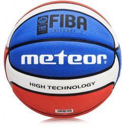 Piłka do koszykówki Meteor treningowa BR7 FIBA rozmiar 7
