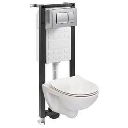 Zestaw podtynkowy WC Roca Mitos 35 cm