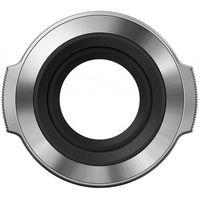Dekielki do obiektywów, Olympus LC-37C srebrna - Automatyczna zakrywka obiektywu 14-42 mm EZ