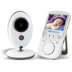 Elektroniczna niania VB605 z kamerą oraz monitorem 2,4 cala