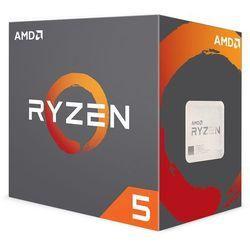 PROCESOR AMD RYZEN 5 1600 6x 3.6GHz 16MB AM4 BOX