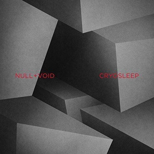 Pozostała muzyka rozrywkowa, CRYOSLEEP LP LTD COLORED VINYL - Brmc) Null+void (dave Gahan (Płyta winylowa)