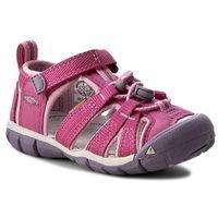 Sandały dziecięce, Sandały KEEN - Seacamp II Cnx 1016432 Very Berry/Lilac Chiffon