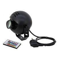 Zestawy i sprzęt DJ, Eurolite LED PST-9W TCL IR Spot - oświetlacz kuli z pilotem