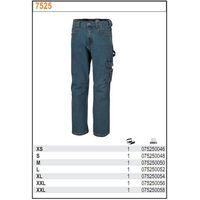 Spodnie i kombinezony ochronne, Spodnie robocze dżinsowe