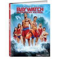 Filmy komediowe, Baywatch: Słoneczny Patrol (książka z DVD) - Seth Gordon