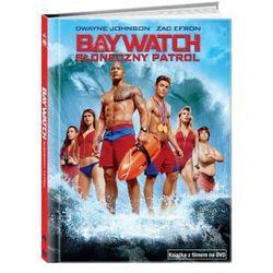 Baywatch. Słoneczny patrol (DVD) + Książka