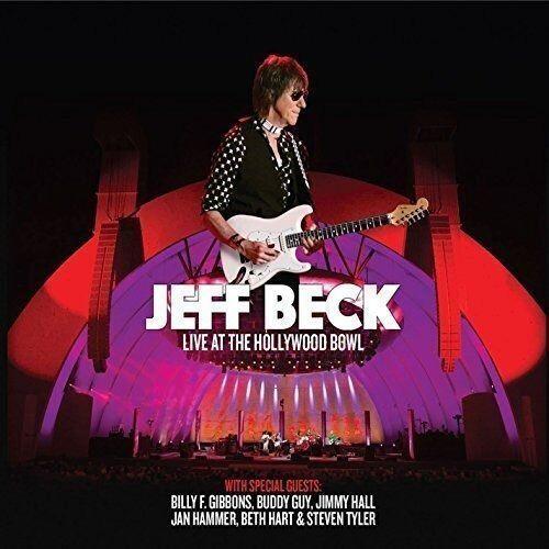 Pozostała muzyka rozrywkowa, LIVE AT THE HOLLYWOOD BOWL - Jeff Beck (Płyta winylowa)