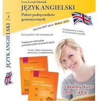 Językoznawstwo, Język Angielski 2w1 Pakiet 3 Podręczników Gramatycznych (opr. miękka)