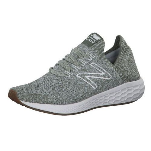 Damskie obuwie sportowe, New Balance Buty do biegania 'Cruz SockFit' oliwkowy / mieszane kolory
