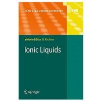 Książki popularnonaukowe, Ionic Liquids (opr. twarda)