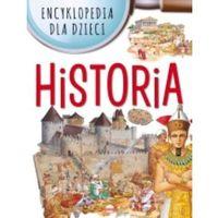 Słowniki, encyklopedie, Encyklopedia dla dzieci Historia - (opr. twarda)