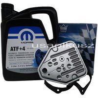 Oleje przekładniowe, Olej MOPAR ATF+4 oraz filtr automatycznej skrzyni 3SPD Chrysler Voyager