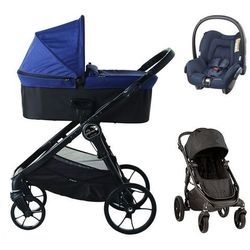 Baby Jogger City Premier+gondola+fotelik (do wyboru)+GRATIS