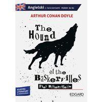 Książki do nauki języka, The Hound of the Baskervilles/Pies Baskervilleów Adaptacja klasyki z ćwiczeniami