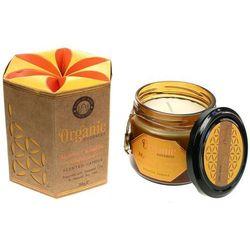 Song of India sojowa świeca zapachowa Mysore Chandan Sandalwood 200g