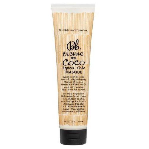 Odżywianie włosów, Creme de Coco Masque - Maska do włosów