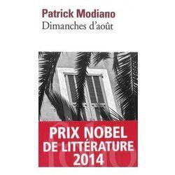 Dimanchez d'aout - Wysyłka od 5,99 - kupuj w sprawdzonych księgarniach !!! (opr. miękka)